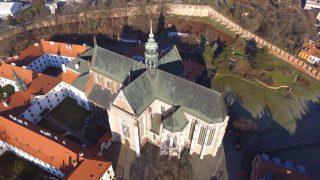 Augustiniánské opatství a farnost