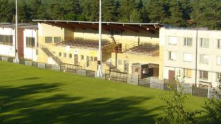 Sportovní areál Lokomotiva